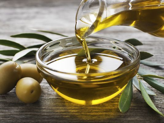 CBD oliv olja