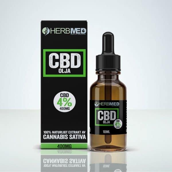 CBD Olja 4%