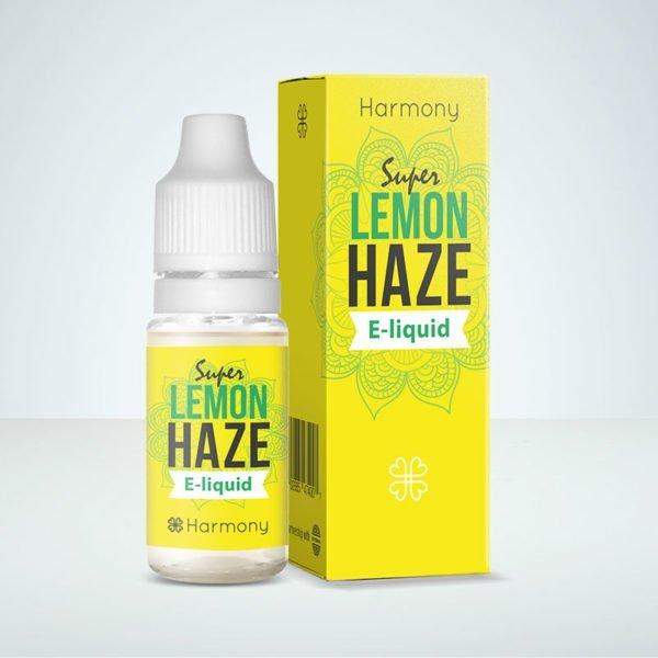 harmony CBD lemon haze