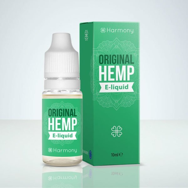CBD E-juice Original Hemp Sverige