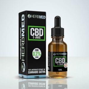 CBD E-juice Sverige Herbmed