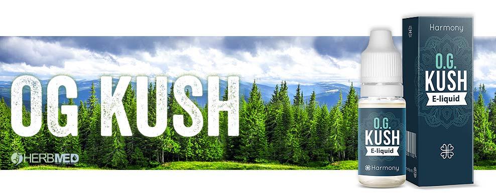 OG Kush Cannabis olja