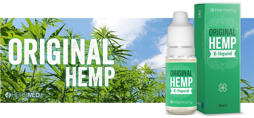 Orginal Hemp Sverige CBD e-juice