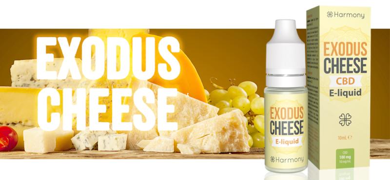 Harmony Exodus Cheese