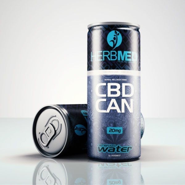 CBD Water - CBD Vatten