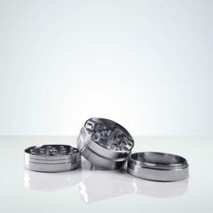 Minigrinder i aluminium