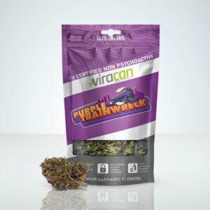 Viracan - Purple Trainwreck - Herbmed420