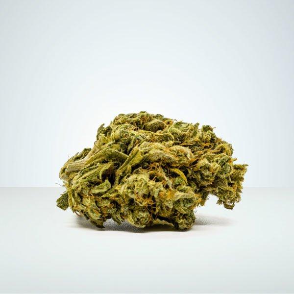 Cannabis buds med smak av Vanilla Kush på Herbmed