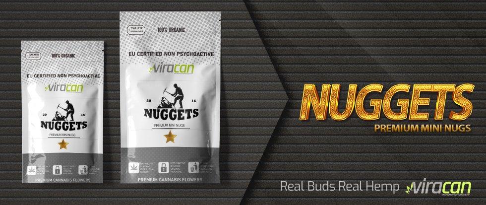 CBD Nuggets Viracan
