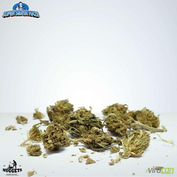Super Silver Haze - CBD Weed