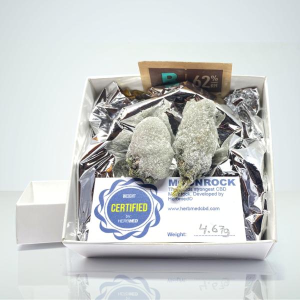 CBD moonrock cannabis Sweden