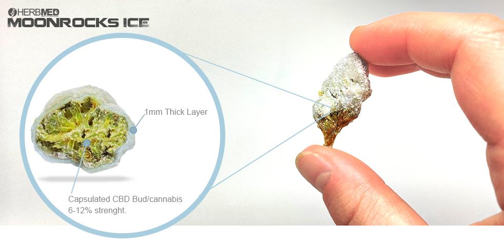 CBD Moonrocks is the worlds strongest CBD bud herbmed
