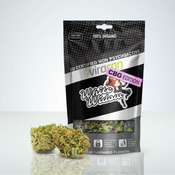 CBG Buds cannabis