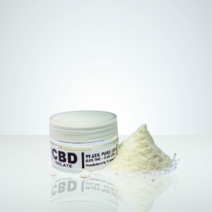 CBD Isolate CBD isolat