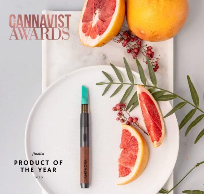 Amphora - Cannavist Award - Product of the year