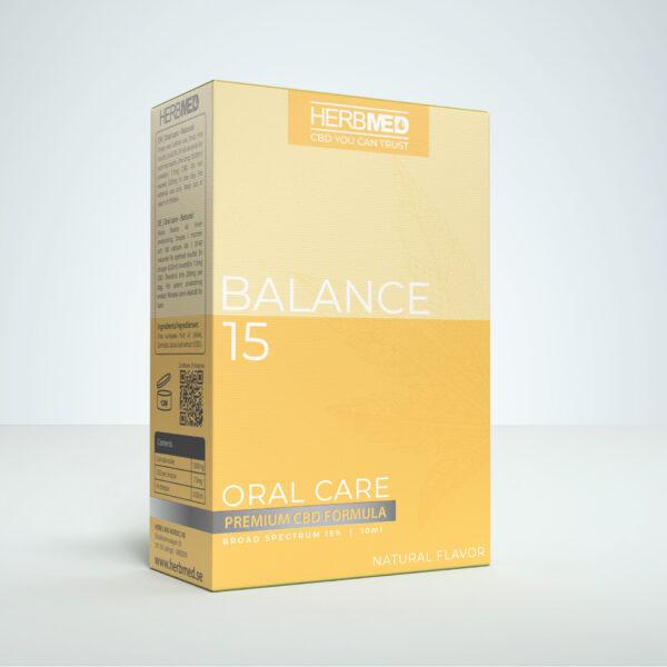 Balance Oral care laglig Cbd olja i Sverige
