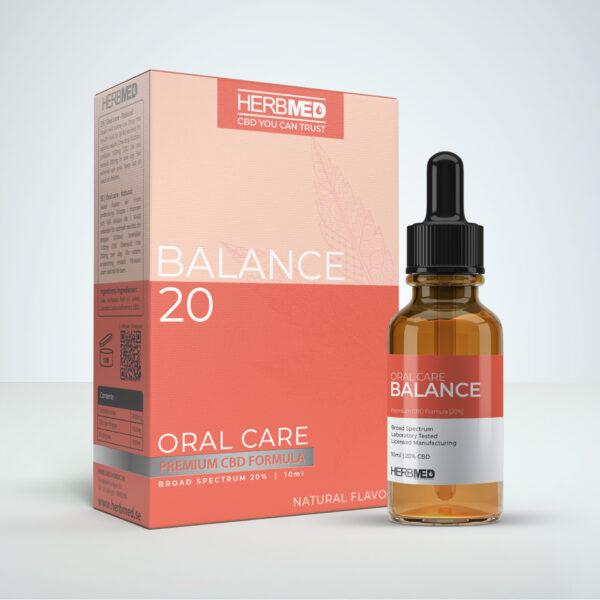 Herbmed Balance 20 CBD Oil