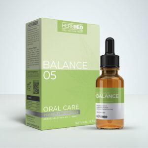 Herbmed Balance 05 CBD Oil